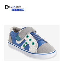 Connal european style wholesale fashion boys kids casual leather shoes