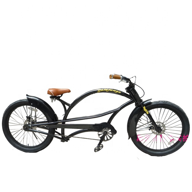 Retail small quantity on sale CE American resale chopper beach cruiser <strong>bicycle</strong>