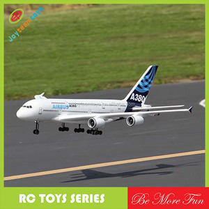 2.4G 4CH RC BRUSHLESS AIRPLANE A380 EPO MATERIAL AIRBUS A380 RC