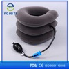 Neck support brace ,Medical soft inflatable cervical neck collar,air cervical traction device