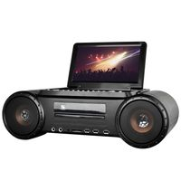 High Quality Portable DVD Player 9inch LCD ATV FM Radio With Game Karaoke Car VCD Player
