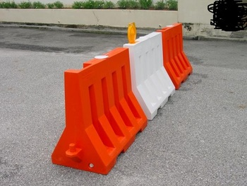 Road Safety Barrier - Buy Road Block Barriers Product on Alibaba com
