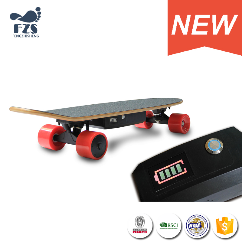 HSJ245 Best selling Adult electric skateboard cheap price for wholesale