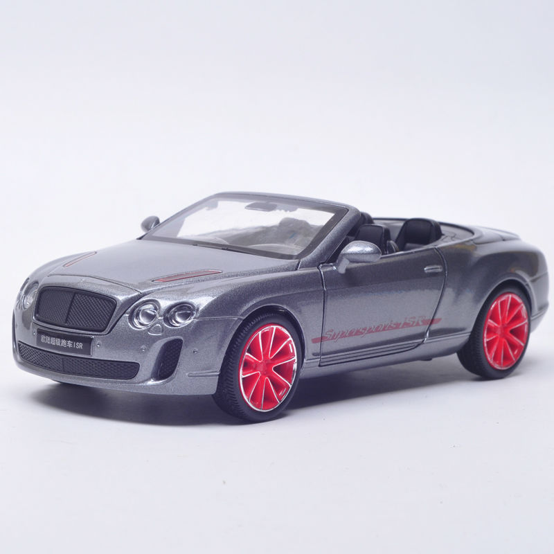 Alloy The Bentley Continental Convertible Light Back To