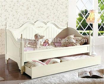 Lovely Princess Dayed Wooden Children Kid S Bedroom Furniture Set