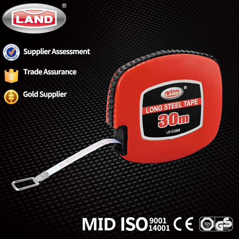 YuYao LAND new 50 meter tape measure