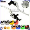 BJ-LS-008 Special Design 3D Long CNC Folding Motorcycle Hand Brake Clutch Lever for Yamaha YZF R25
