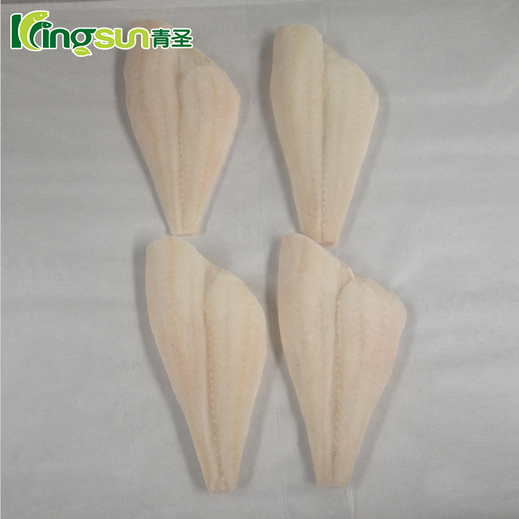 iqf top grade frozen seafood yellow fin sole fish fillet