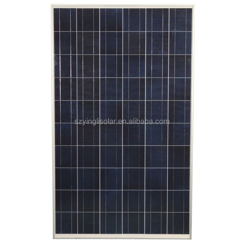Yingli Grade A Plus TUV 260W 265W Solar panel for home industrial project