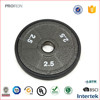 PROIRON crossfit body building 2.5lb ECO Olympic plate,iron weight plates,