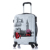 multi-directional spinner carry on luggage/hard-shell suitcase/pc printing luggage
