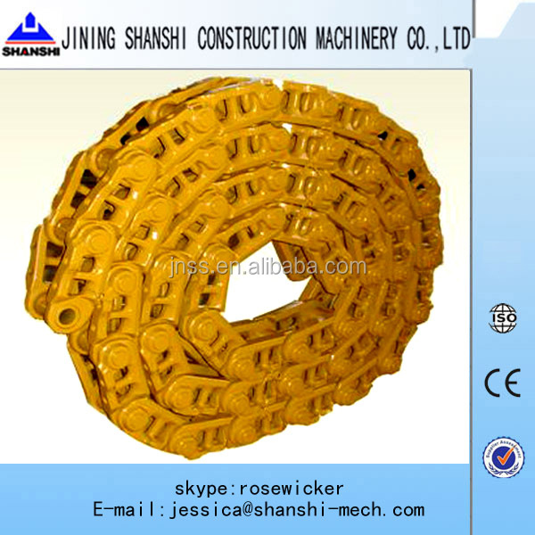 PC200 track chain excavator undercarriage parts track link for PC200 PC210 PC220 PC230 PC250 PC270