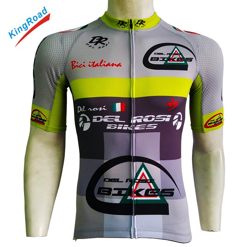 33f31b8a0 Custom sublimation printing bike jersey comfortable race cut coolmax cycling  jersey