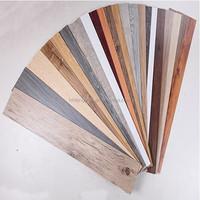 Best Price Wood Look vinyl pvc water resistant wood flooring