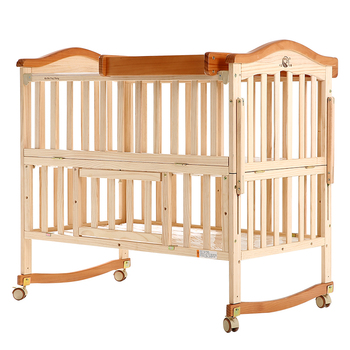 Newly Design Convertible Baby Crib With Diaper Table Size Nursery Furniture Cribs For New Born