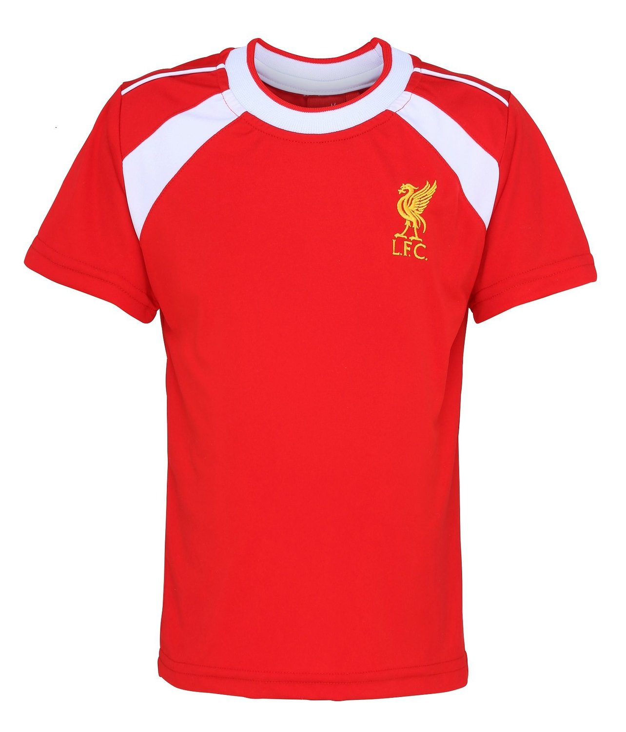39c94030bfd Get Quotations · Official Football Merch Kids Liverpool Shirt - Ages 2-13