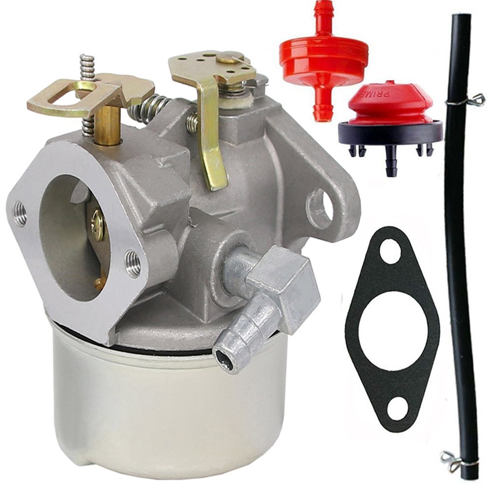 Get Quotations · Carburetor for Tecumseh 640298 OHSK70 OH195SA Engines  5.5hp 7hp Models Oregon 50-666 for