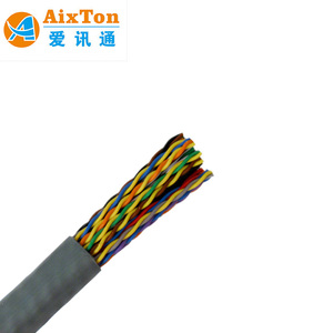 20 Pair 30 Pair 50 Pair 100 Pair 50pair Telephone Cable solid copper communication cable