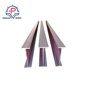 IPE,UPE,HEA,HEB carbon steel h beam for bridge girder alibaba stock