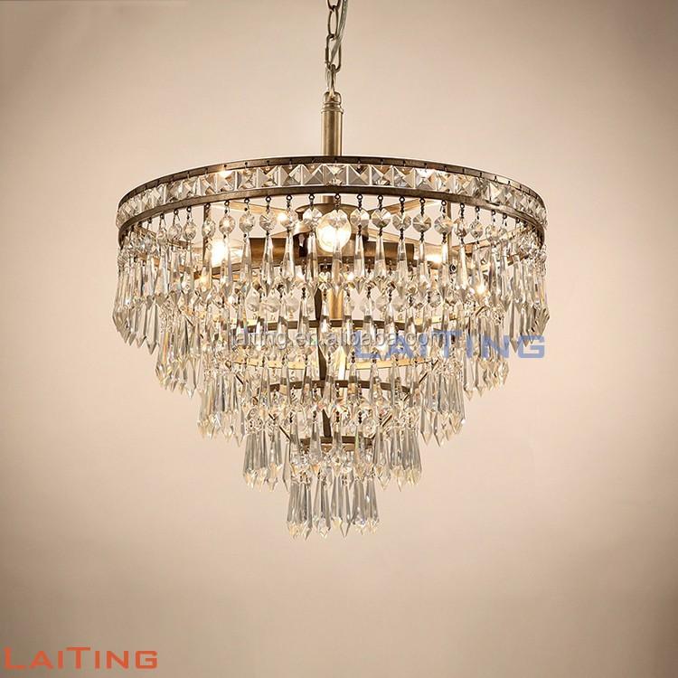 Lamparas decorativas moderna ara a de cristal de iluminaci n colgante 71148 l mparas y luces - Lamparas arana modernas ...