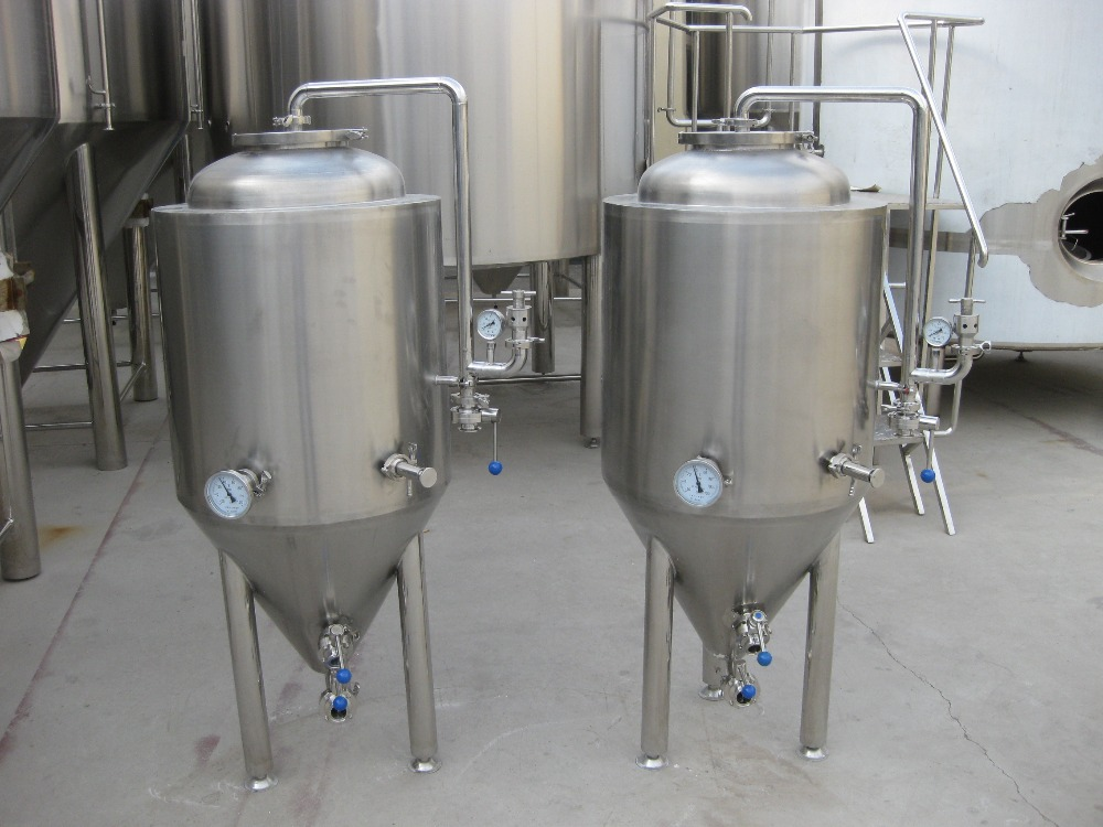 300l Stainless Steel Tank Beer Brewing Equipment For Pub