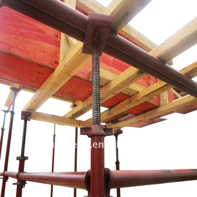 Heavy Duty Scaffolding U-Head Jack For Sale