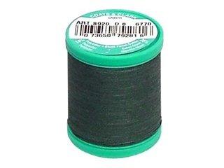Bulk Buy: Coats & Clark Dual Duty Plus Button & Carpet Thread 50 Yards Forest Green S920-6770 (3-Pack)