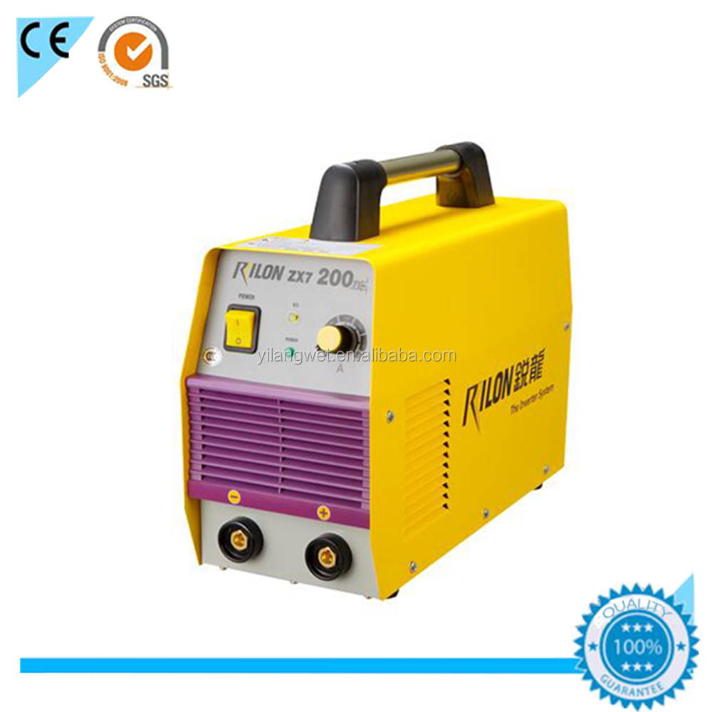 Buy ZX7 200 inverter portable arc welding in China on Alibaba.com
