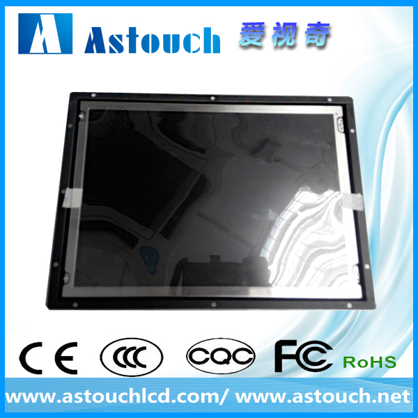 18.5 inch open frame touch screen LCD display with HDMI monitor