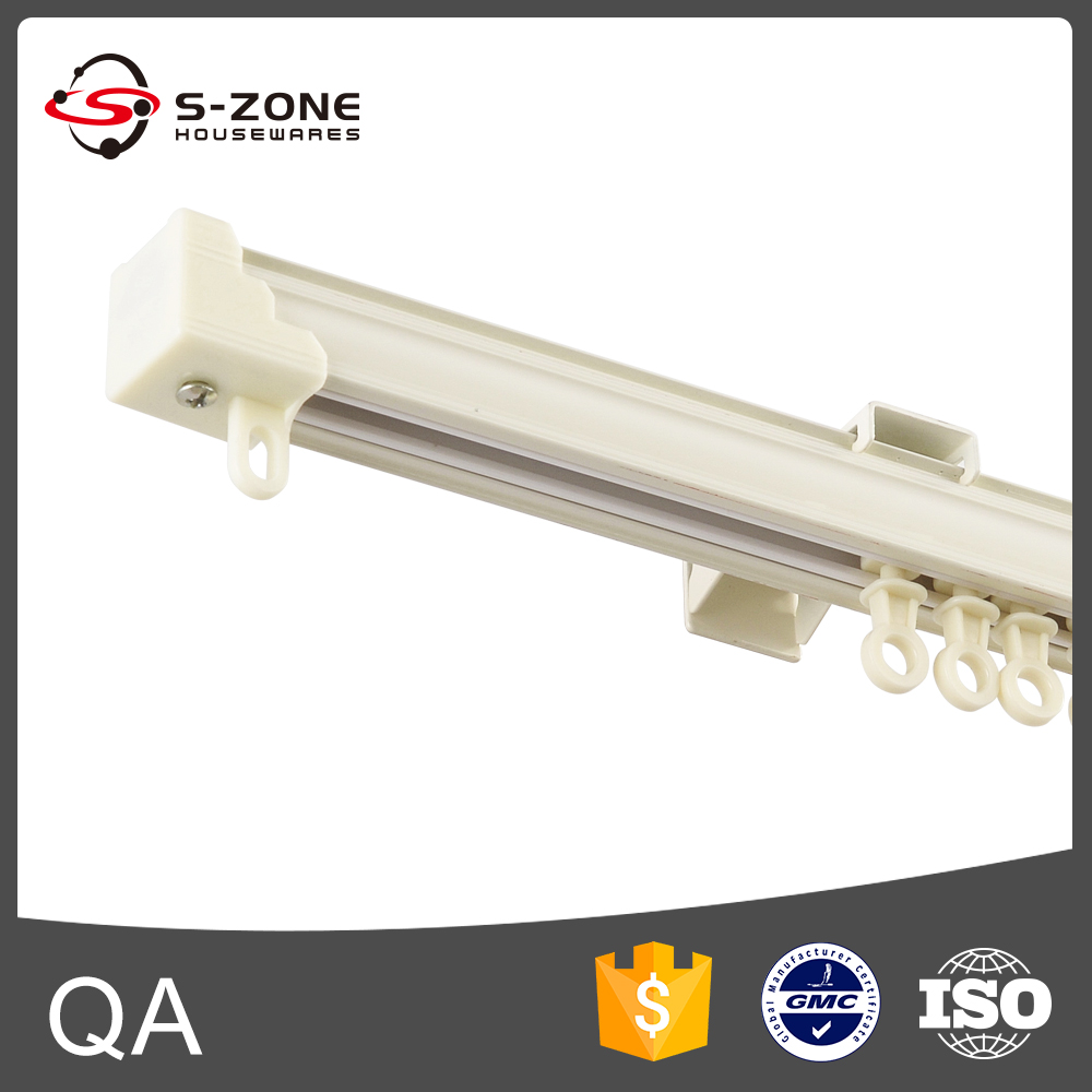 Curtain track cover - One Cover Aluminum Curtain Track One Cover Aluminum Curtain Track Suppliers And Manufacturers At Alibaba Com
