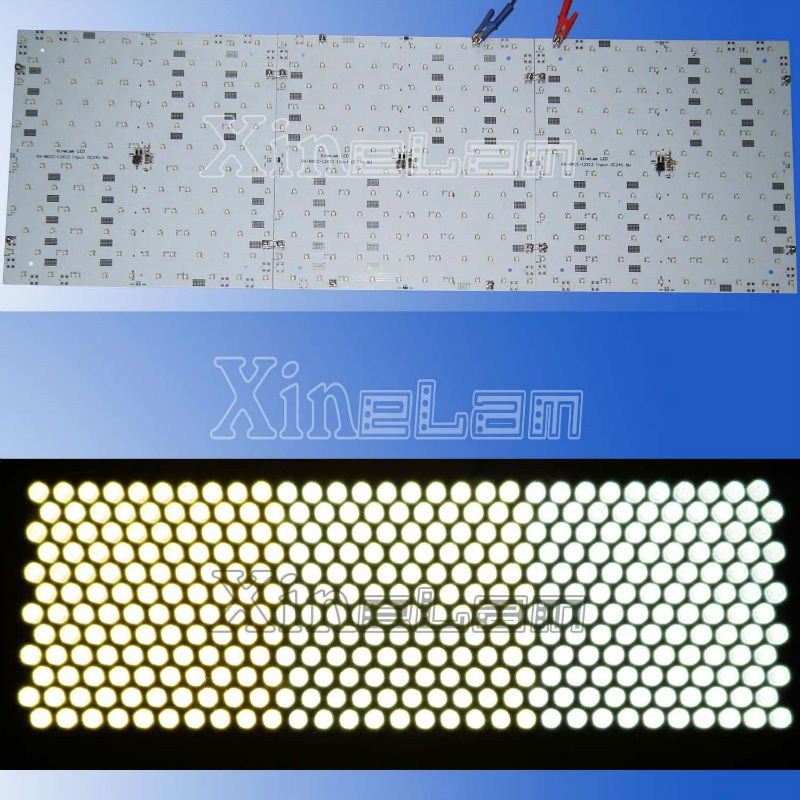 Linear or square led backlight module 24V smd 3528 LED module