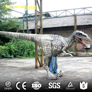 My Dino-V13 Walking with animatronic dinosaur costume