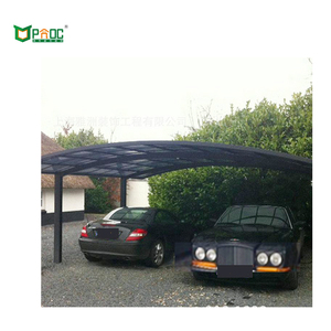 China Manufacture Professional Mobile Retractable Carport
