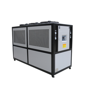 8hp quality certified water chiller/cooling capacity 21kw/h air cooled plastic chiller