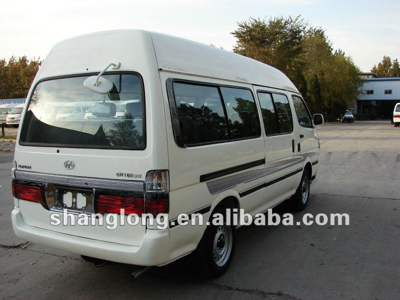 Chinese Manufacturers Left/Right Hand Drive 15 Seater Buses