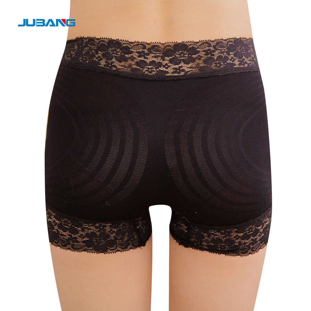 Yoga Girl Short Boxer Briefs Women Sexy Sports Panties
