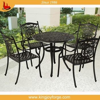 Cheap Cream Metal Garden Furniture Buy Cream Metal Garden Furniture Metal Cast Aluminium 5