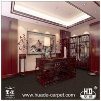 Floor PP Nylon Carpet Tiles 600X600