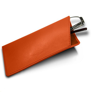 Promotional Style Leather Sofa Case For Glasses Case