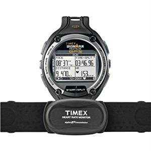 Timex Ironman Global Trainer GPS With Digital Heart Rate Monitor