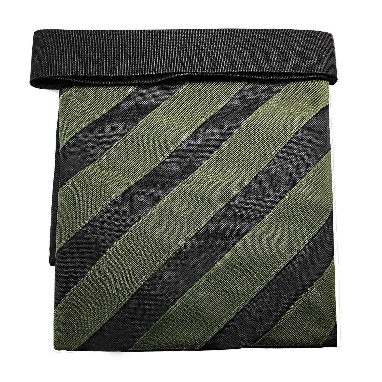 "Neewer 10""x10""/22x22cm Heavy Duty Empty Photographic Sandbag Studio Video Sand Bag Light Stands, Boom Stand, Tripod(Black/Army Green)"