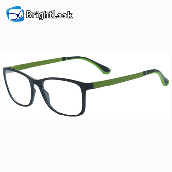 Fancy fashion plastic-steel material gentleman new model optical frame