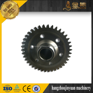 2018 LW500FN 272200263 Carrier Assy Excavator Final Drive Parts Planetary Gear Reducer Gearbox