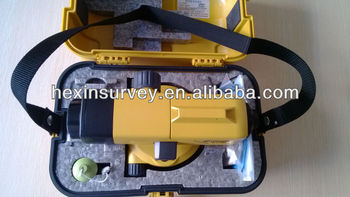 Topcon automatic level land leveling equipment