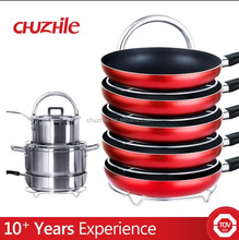 Height Adjustable pot and pan organizer Rack Kitchenware Cookware Holder Hanger Shelves stainless steel pot stand