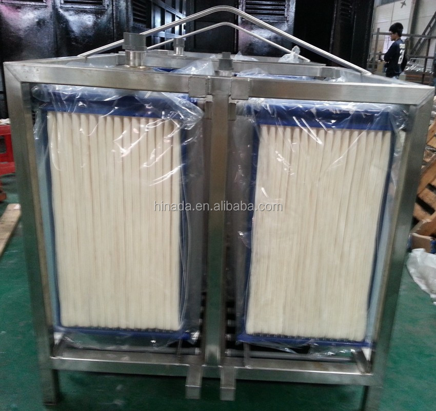 Sewage Treatment MBR Membrane Modular MBR Flat Sheet Membrane
