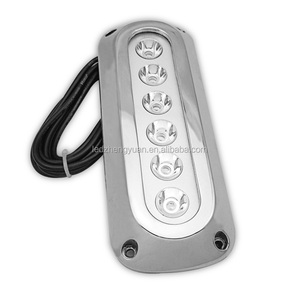 LED underwater boat light/ip68 marine led light/luce piscina led