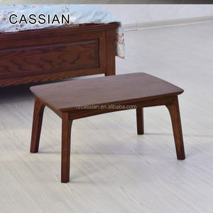 Simple Design Removable wooden coffee side table corner table