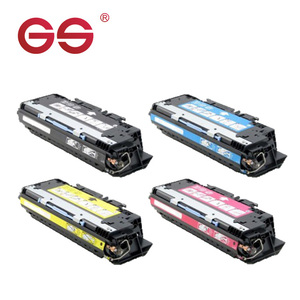 GS brand Toner Cartridge compatible for HP Q2670 Series Colour Toner With CE SGS STMC ISO Certificates