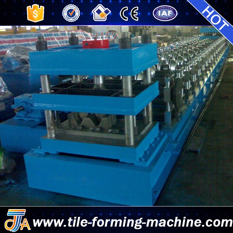 Expressway Guard Rail Roll forming Machine For Moterway Guardrail roll forming machine by bello lin